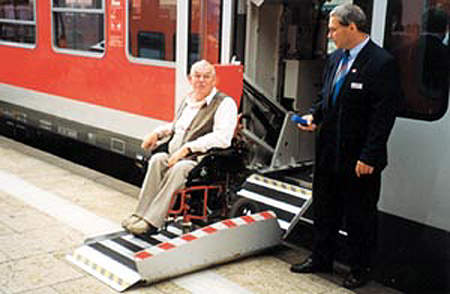 Fig. 1: Iwate Medical University Hospital (Mt. Iwate in the