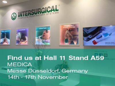 Intersurgical attends medica.